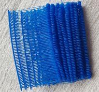fire de plastic albastre - 45 mm - 10.000 buc.